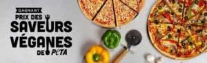 domino's pizza vegan