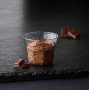 Mousse au chocolat PAUL